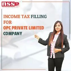 Income Tax Filling for OPC Private Limited Company