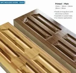 WPC Moulded Doors