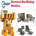 Electrical Modular Box Making Machine