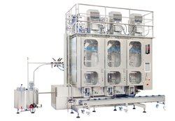 Aseptic Form/Fill/Seal Machine To Pack UHT Products In Pillow Pouch