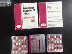 Pregabalin Capsules IP 75 Mg