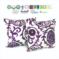 Organic Cotton Decorative Pillows