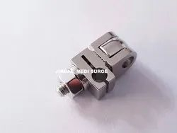 Small Connection Clamp 4.0 x 4.0mm Orthopedic External Fixator