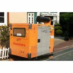 Three Phase 10 KVA Mahindra Silent Diesel Generator, 230-415 V