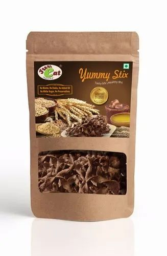 Just eat Yummy Stix Salted Snacks, Packaging Size: 50 Grams, Packaging Type: Packet