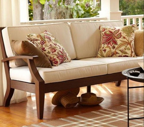 Modern Fashionable Designer Teak Wood Sofa Set Model Name Number 175 Rs 28000 Unit Id 21351261633