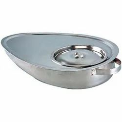 SS Hospital Bed Pan