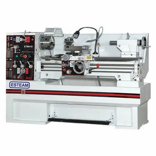 ETM 410x1000 Geared Lathe Machine