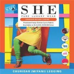 churidar miyani legging