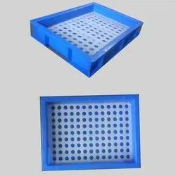 Fabricated Plastic Crate