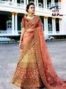Silk Wedding Bridal Lehenga