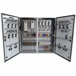 Three Phase Stainless Steel Automatic Control Panel, IP Rating: IP54