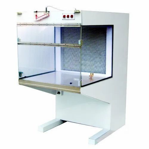 Ss Color Coated Stainless Steel Laminar Air Flow, For Laboratory