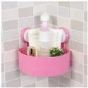 Triangle Bathroom Kitchen Storage Organizer
