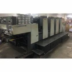 Komori Lithrone 26 Offset Printing Machine