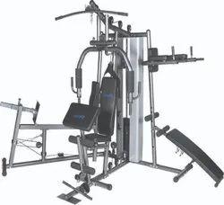 Chest AF 4600 3 Station Multi Gym, 75 Kg, 150 Kg