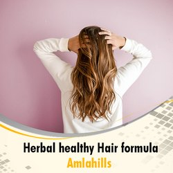 Amlahills - Herbal Hair Care Capsule