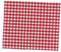 Shyamjee Polyester, Viscose Check Uniform Shirting Fabric
