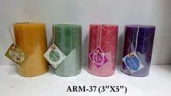 3 X 5 Pillar Candle