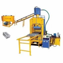 Hydraulic Cement Brick Making Machine