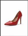 Red Ladies Footwear