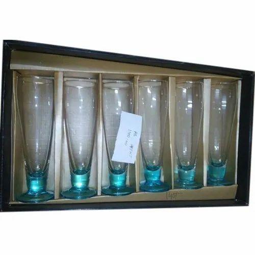 6pcs Glass Set, 6 Piece