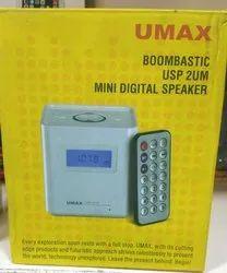 Umax Bombastic Usp 2um Mini Digital Speaker