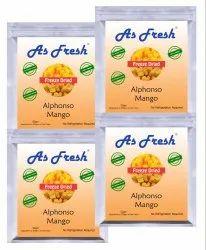 50 g Freeze Dried Alphonso Mango, Packaging: Pouch