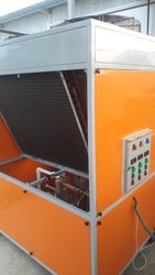 Mild Steel 3 Phase 10 Ton Online Water Chiller