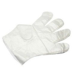 C-Cure Polythene Gloves