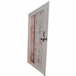 Printed PVC Bathroom Door