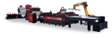 GL3015F IPG500W Fiber Laser Cutting Machine