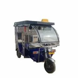 Eco Friendly Battery Operated Rickshaw