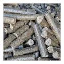 Saw Dust Solid Biomass Briquettes For Cooking Fuel