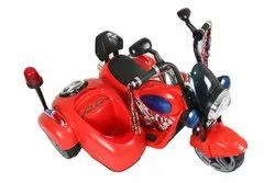 Jai Veeru Kids Battery Side Bike