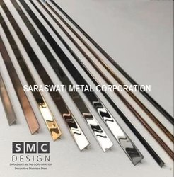 Stainless Steel Groove Patti