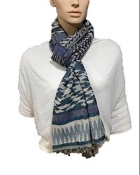 Rectangular Casual Wear Wool Acrylic Stoles