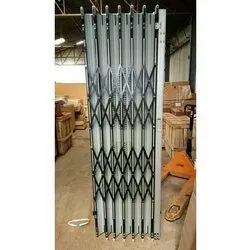 Stainless Steel IFG Collapsible Gates, For Security Purpose