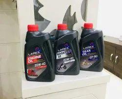 Four Stroke Motorcycle Oil