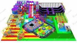 Indoor Soft Play KAPS 4057