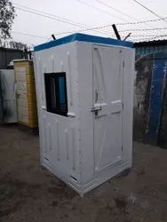 Economical Security Cabin
