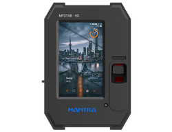 MFSTAB 4g Fingerprint Biometric Machine