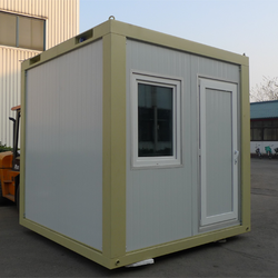 Steel office Container for Home