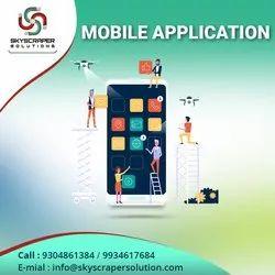Offline & Online Mobile Application Development, Business Industry Type: Online