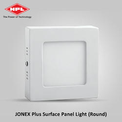 Cool White HPL Jonex Surface Square LED Panel Light
