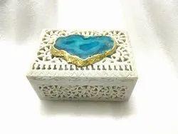 Agate Jwellery Box