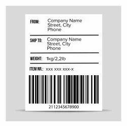 Barcode Sticker Service