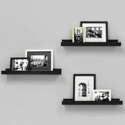 Photo Frame Wall Shelf