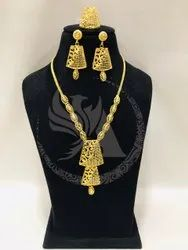 Arabic Gold Plated Jewelry
