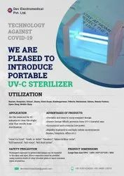 UVC air Disinfection Chamber